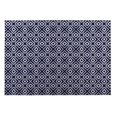 Square Peg Indoor/Outdoor Doormat Rug Size: Square 8 x 8