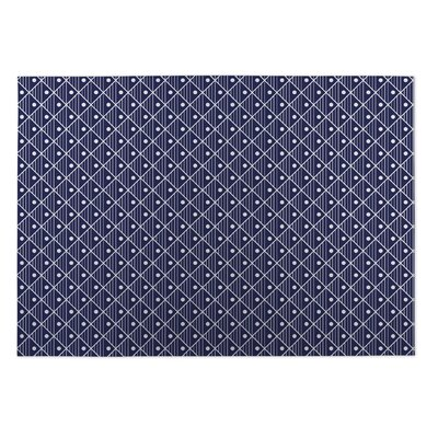 Moonlake Indoor/Outdoor Doormat Rug Size: Rectangle 4 x 5