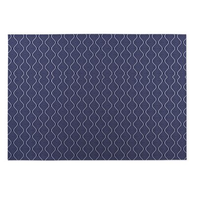 Botanical Studies II Indoor/Outdoor Doormat Mat Size: Rectangle 4 x 5
