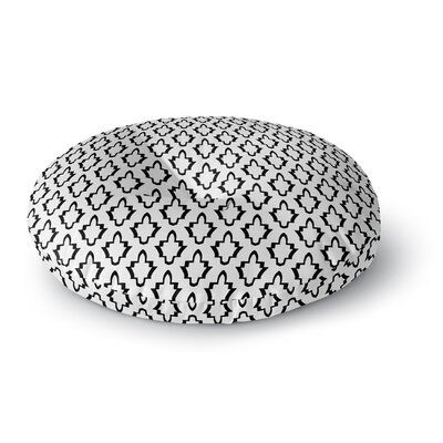 Directional Floor Pillow Size: 23 H x 23 W