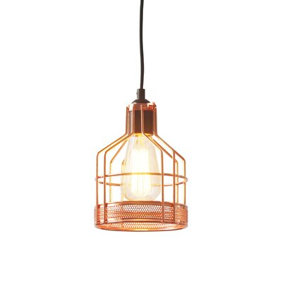 Halloway 1-Light Foyer Pendant