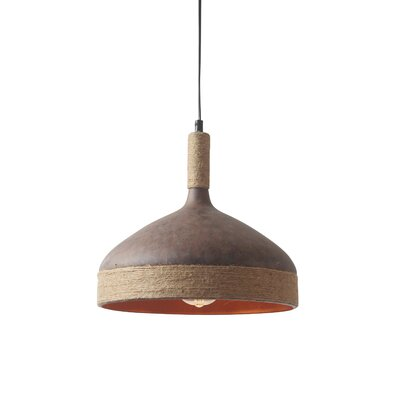 Thomas 1-Light Mini Pendant