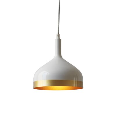 Aldershaw 1-Light Mini Bowl Pendant