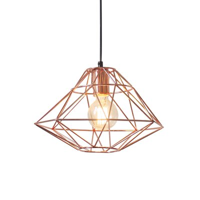 Wellington 1-Light Geometric Pendant