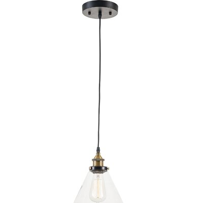 Cruz 1-Light Mini Pendant