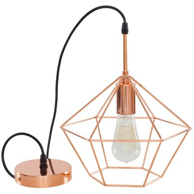 Manchester 1-Light Foyer Pendant