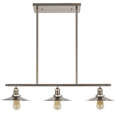 Baxley 3-Light Kitchen Island Pendant
