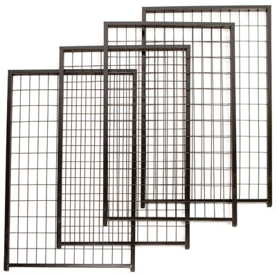 Cottageview Steel Yard Kennel Expansion Panels