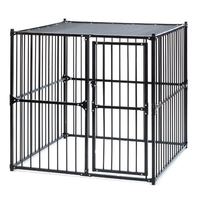 Laurelview Steel Yard Kennel