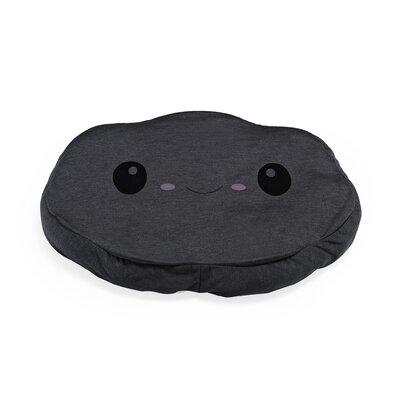 My Ku-Mo Cloud Pillow Color: Stone