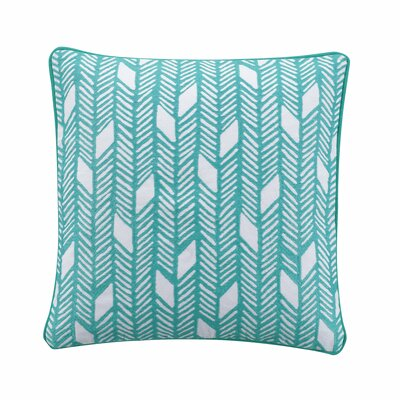 Friesen Cotton Throw Pillow