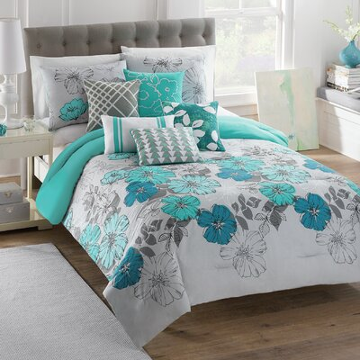 Clara Comforter Set Size: King