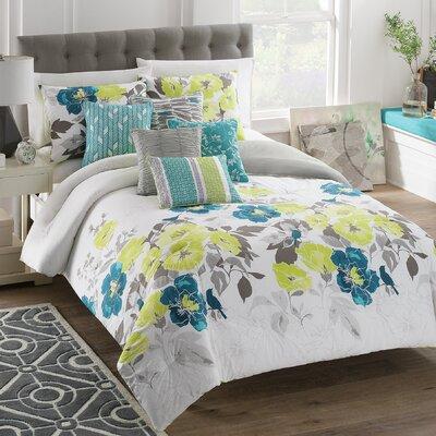 Camile Comforter Set Size: Full/Queen