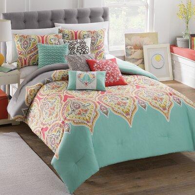 Casbah Comforter Set Size: Twin