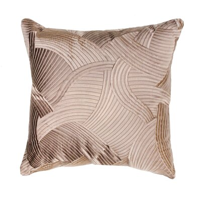 Catherine Malandrino Locks Throw Pillow