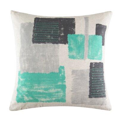 KAS Kenzie Hyde 100% Cotton Throw Pillow