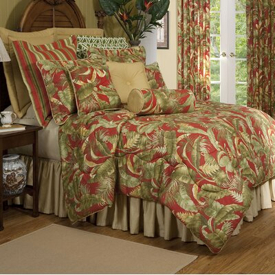 Captiva Duvet Cover Size: King