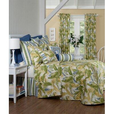 Cayman Bedspread Size: California King