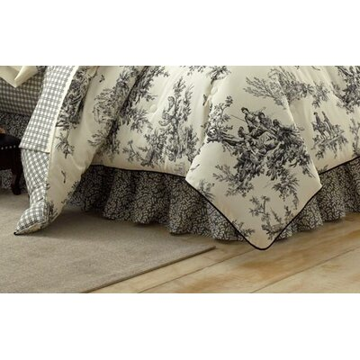 Bouvier 4 Piece Comforter Set Size: California King