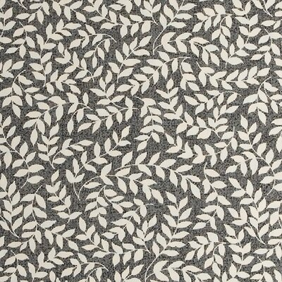 Bouvier Leaf Print on Cotton Duck Fabric