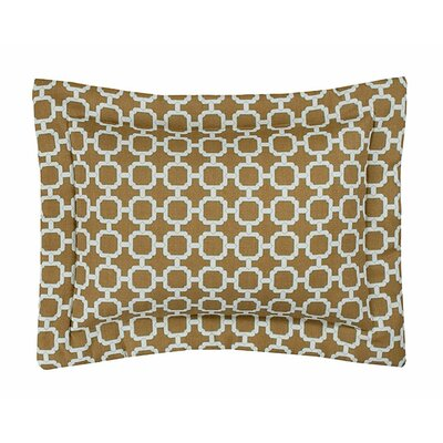 Brunswick Cotton Throw Pillow