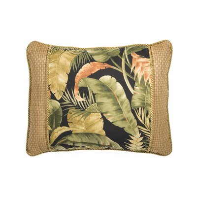 La Selva Black Accent Pillow