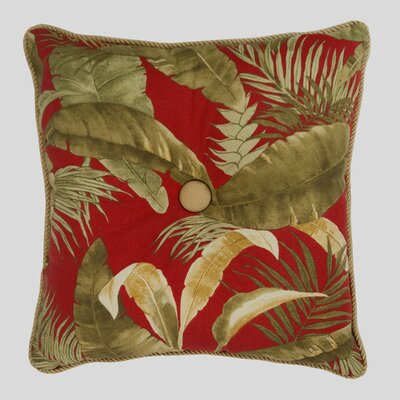 Captiva Cotton Throw Pillow