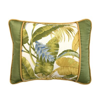 Cayman Cotton Breakfast Pillow