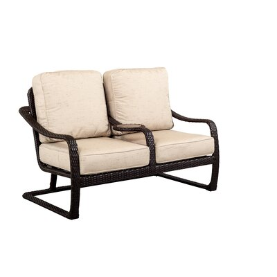 Palms Loveseat with Cushions