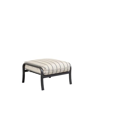 Terrabay Ottoman with Cushion