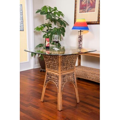 Panama Counter Height Dining Table Finish: Antique Honey