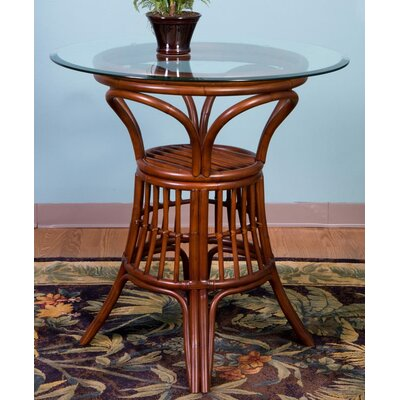 Universal Counter Height Dining Table Finish: Sienna