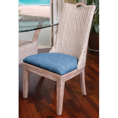 Belize Side Chair Finish: Rustic Driftwood