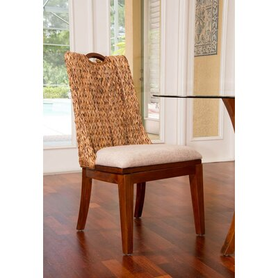 Belize Side Chair Finish: Sienna