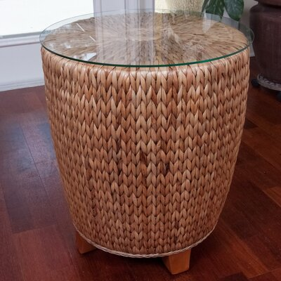 Key Largo End Table Finish: Antique Honey