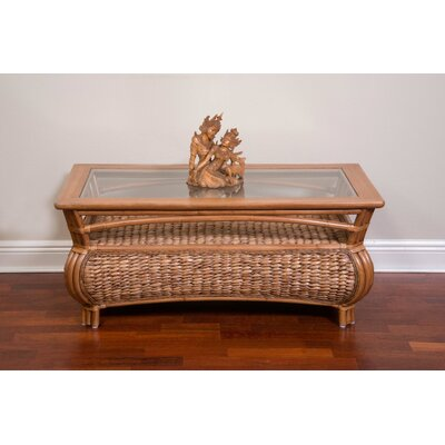 Brisa Coffee Table Finish: Antique Honey