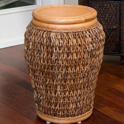 Huffman Coastal End Table Color: Antique Honey
