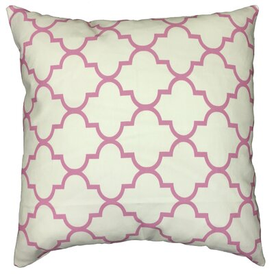 Arabesque Throw Pillow Size: 19.5 H x 19.5 W