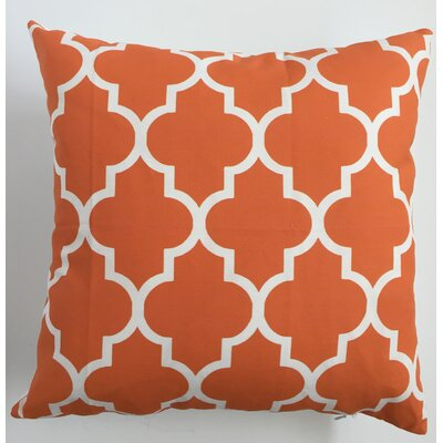 Throw Pillow Size: 19.5