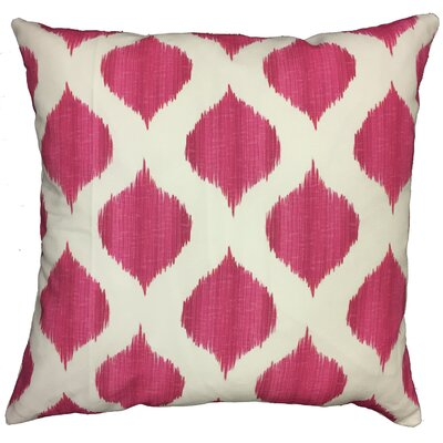 Throw Pillow Size: 17.5 H x 17.5 W