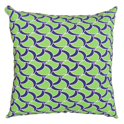 Preppy Throw Pillow Size: 17.5 H x 17.5 W