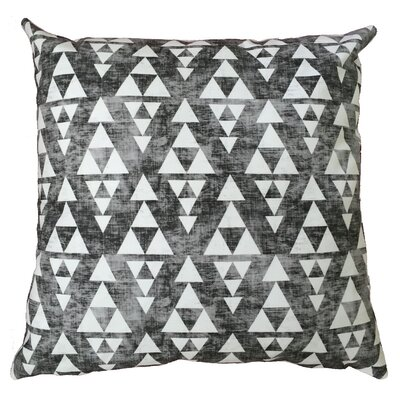 Shades Throw Pillow Size: 17.5 H x 17.5 W