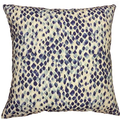 Drops Throw Pillow Size: 17.5 H x 17.5 W