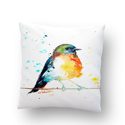 Robin Pillow Cover