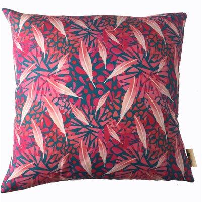Lowrey Flamingo Feathers Throw Pillow