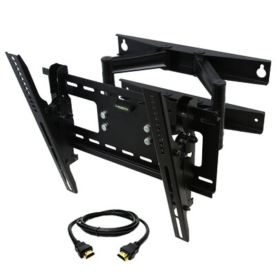 Tilt/Swivel Articulating Wall Mount for 23- 46 LED/LCD/Plasma Screens