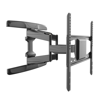 Full Motion Double Articulating Wall Mount for 26 - 55 LCD/LED/Plasma Screens