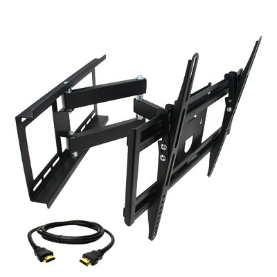 Full Motion Wall Mount for 26 - 55 Plasma/LCD/LED Screens