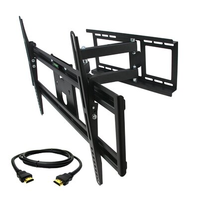 Full Motion Wall Mount for 32 - 70 Plasma/LCD/LED Screens
