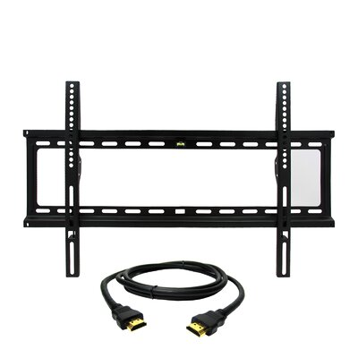 Fixed Wall Mount for 32 - 70 Plasma/LCD/LED Screens